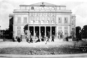 Khedivial Opera House (Old Opera House) - (Photo: Al Ahram Weekly archives)