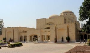 The Cairo Opera House (Photo: Ati Metwaly)